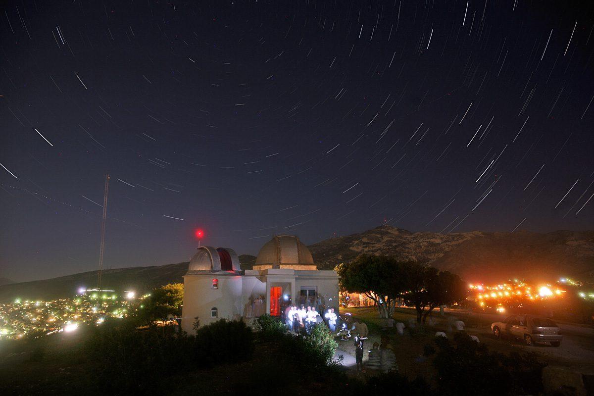 Κέντρο Επισκεπτών Αστεροσκοπείου Πεντέλης