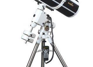 Αρχικό στήσιμο ισημερινού ρομποτικού τηλεσκοπίου