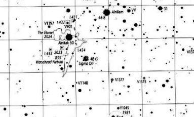 Οι Αστρονομικοί Χάρτες