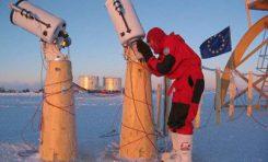 Η χειμερινή στολή αστρονομικής παρατήρησης - Άρης Μυλωνάς