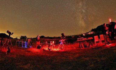 Παρατηρητές με έναστρο ουρανό