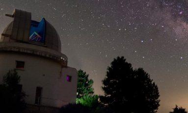 """""""Ανοιχτές θύρες"""" στο Αστεροσκοπείο Κρυονερίου στις 30 Ιουνίου 2017"""