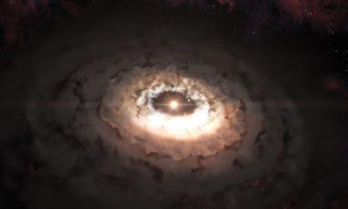 Δίσκοι θραυσμάτων και σκόνης γύρω από αστέρες - του Δημήτρη Βάγια