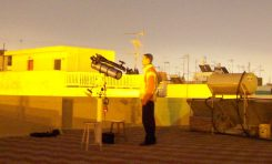 Αστρονομία εναντίων φωτορύπανσης - του Παναγιώτη Καζασίδη