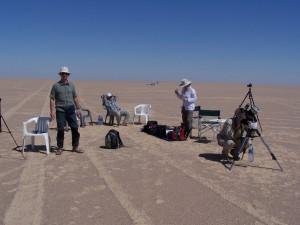 Έρημος νότια της Λιβύης 2006