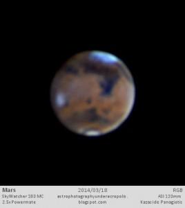 Mars 18 3 14 Kazasidis Panagiotis
