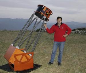 Αστεροσκοπείο Κρυονερίου 2011