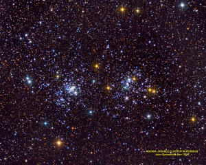 NGC884 Double Cluster